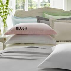 Plain Dye Blush 300 T/C