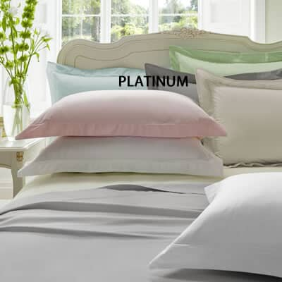Plain Dye Platinum 300 T/C