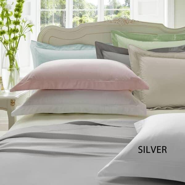 Plain Dye Silver 300 T/C
