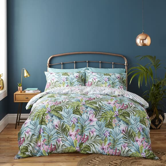 Catherine Lansfield Tropical Leaf large