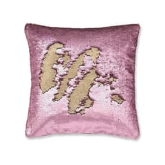 Sequin Mermaid Rose Gold