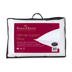Kings and QueensUltimate Support Pillow