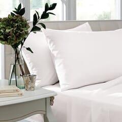 1000 T/C Egyptian Cotton White