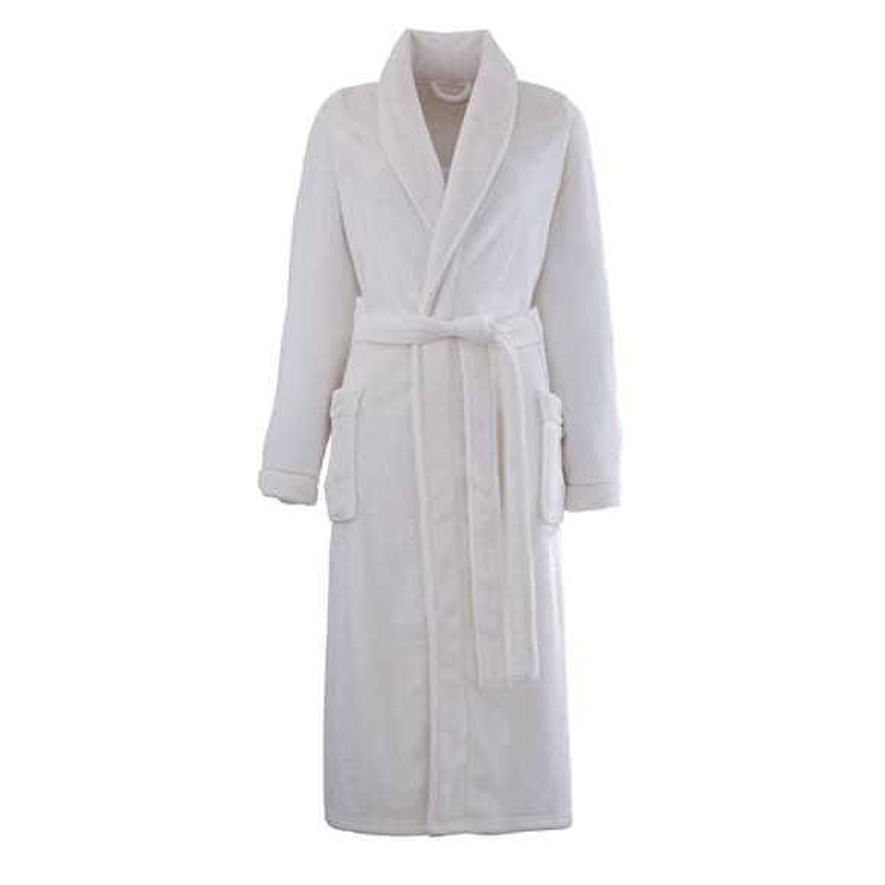 Catherine Lansfield So Soft Robe Cream large