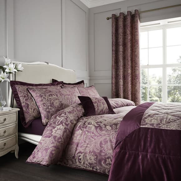 Catherine Lansfield Regal Jacquard  large