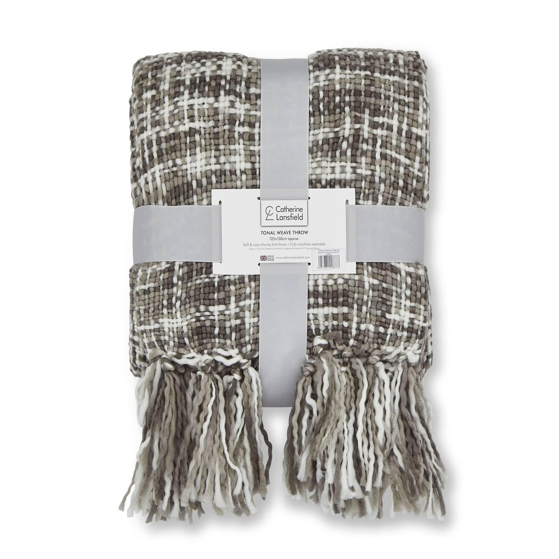 Tonal Weave Grey
