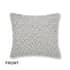 Terence Conran Festival Cushion Grey small 5216B