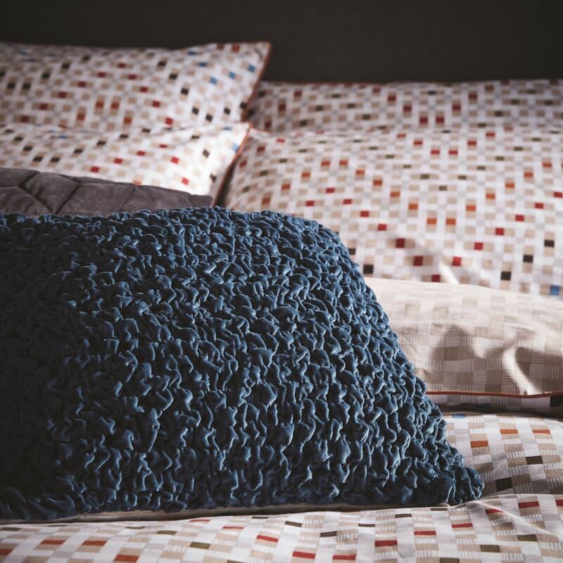 Terence Conran Festival Cushion Blue large