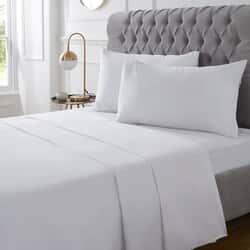 Cotton 400 T/C White