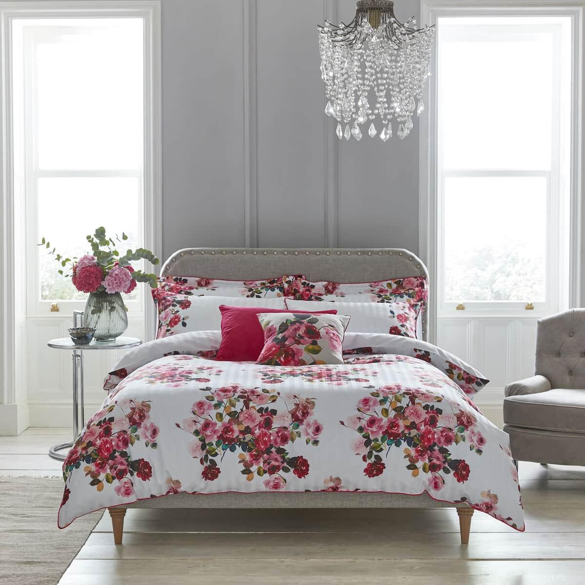 Dorma Roses Pink large