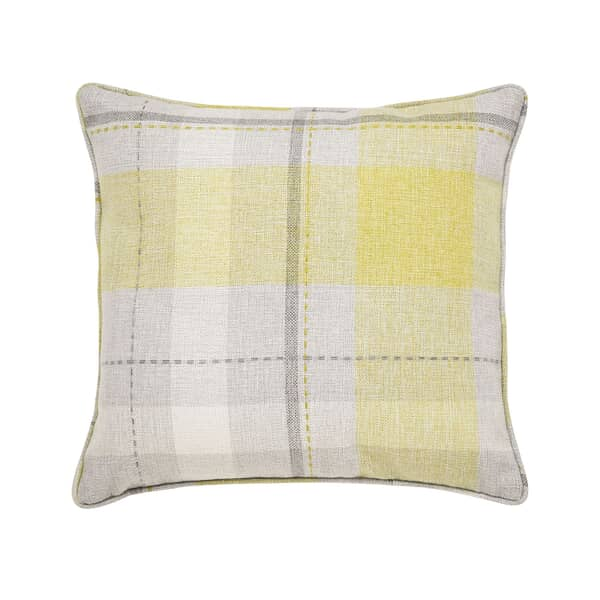 Nora Chartruse Cushions