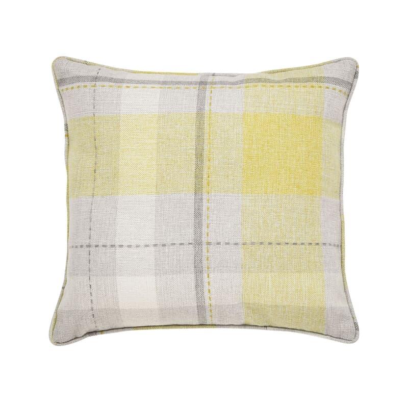 Helena Springfield Nora Chartruse Cushions large