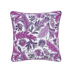Jacaranda Plum Cushion