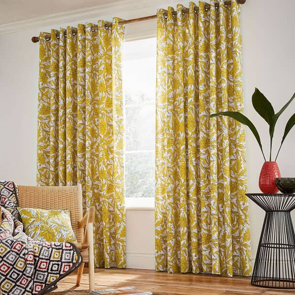 Oasis Safari Curtains