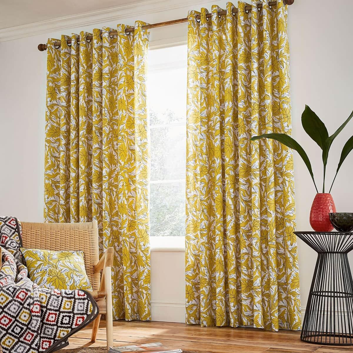 Helena Springfield Oasis Safari Curtains large