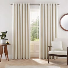 Eden Dove Curtains