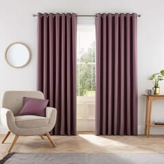 Eden Grape Curtains