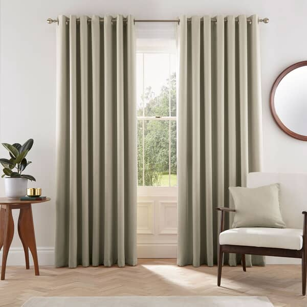Eden Linen Curtains