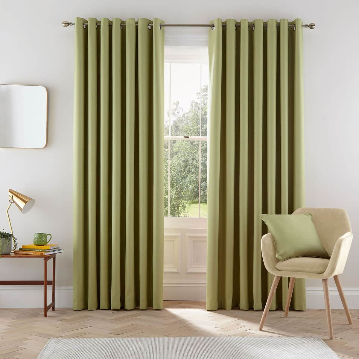 Helena Springfield Eden Willow Curtains large