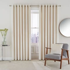 Escala Oyster Curtains