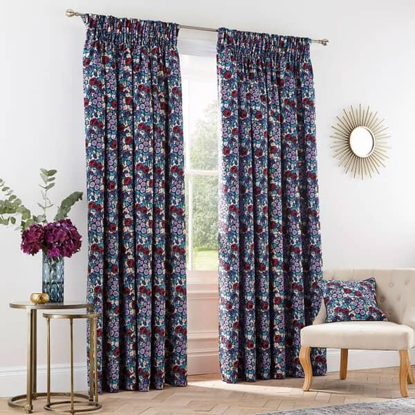 Twilight Garden Curtains
