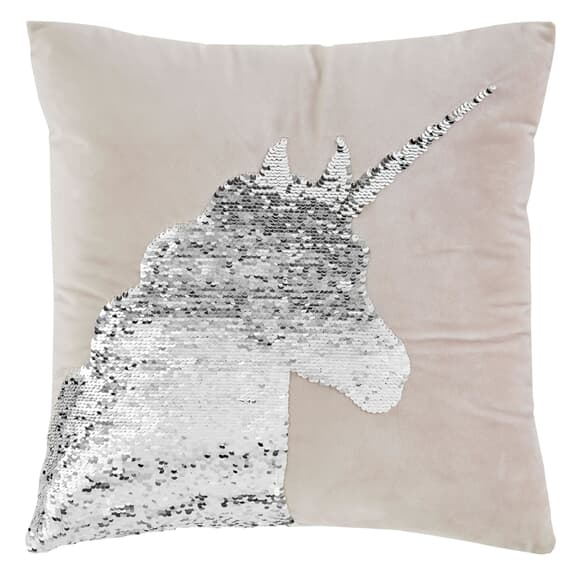 Catherine Lansfield Sequin Unicorn large