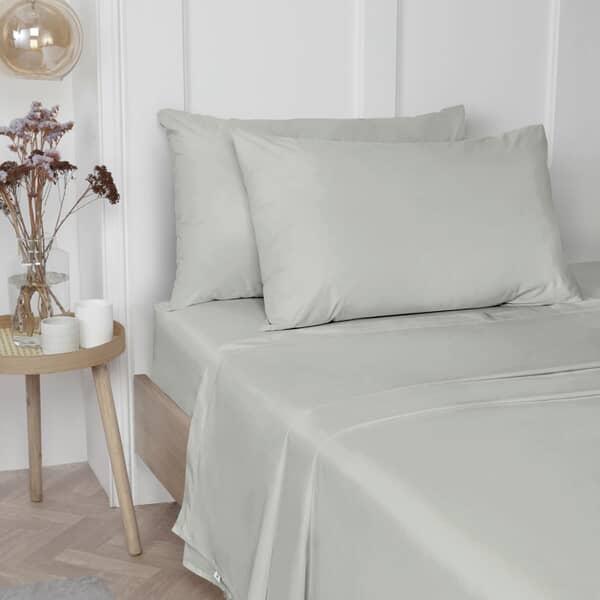 Plain Dye Silver