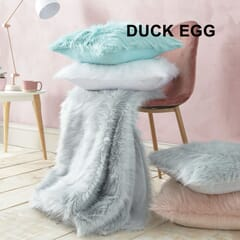 Metallic Fur Duck Egg