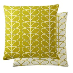Small Linear Stem Cushion Sunflower