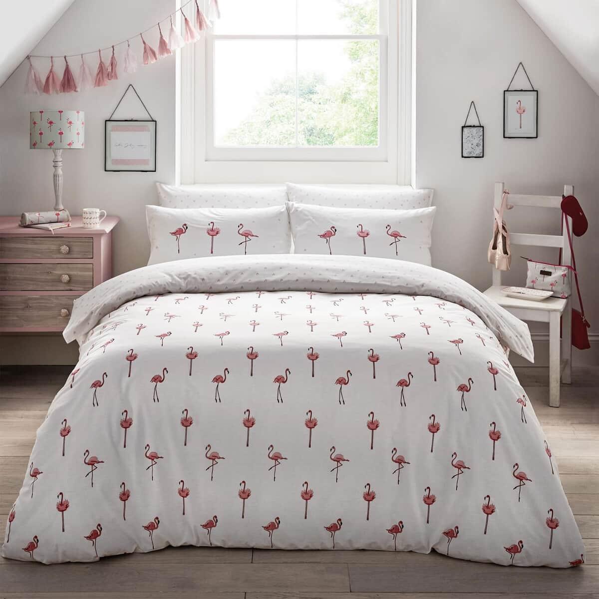 Sophie Allport Flamingos large