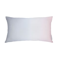 Frost Cushion Grey/ Pink
