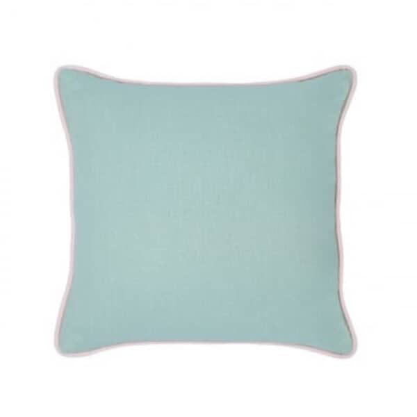 Twain Cushion Green