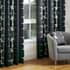 Scion Curtains Lohko Curtains Black small 5504A