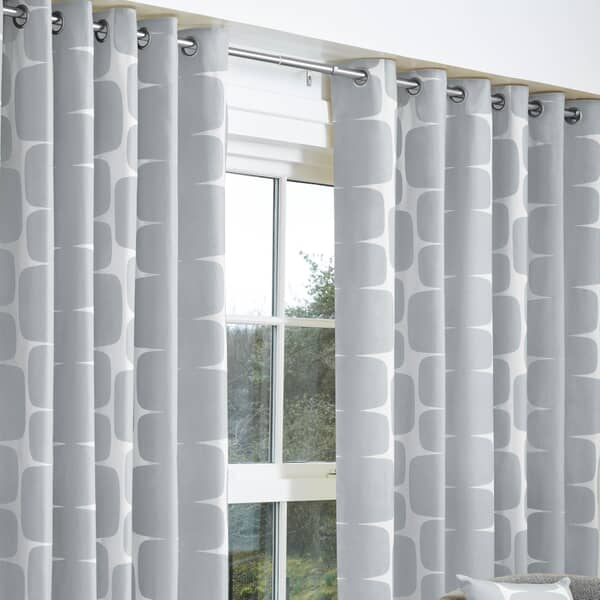 Lohko Curtains Silver