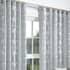Scion Curtains Lohko Curtains Silver small
