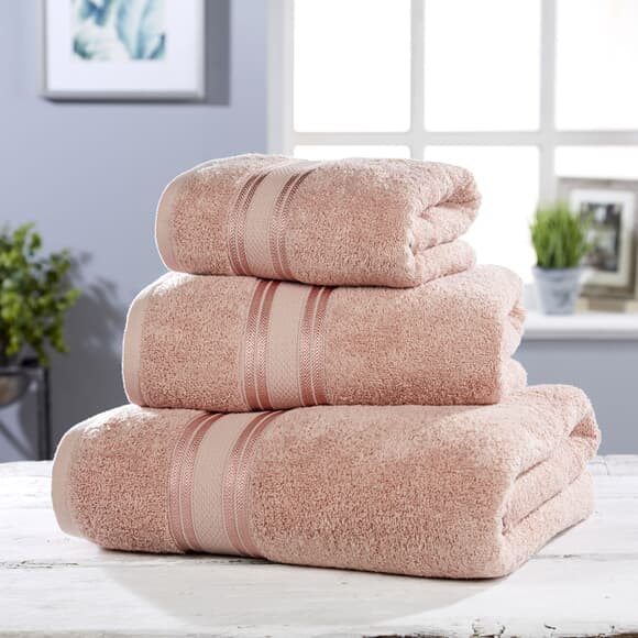 Vantona Home Collection Dusky Pink large