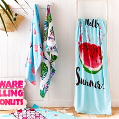 Watermelon Beach Towel