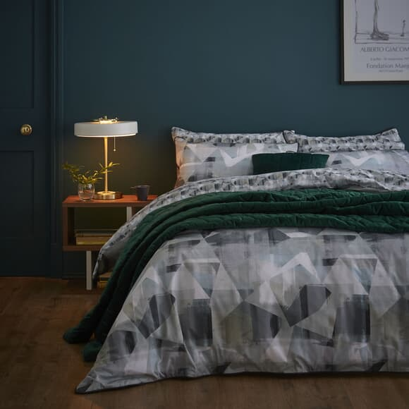 Terence Conran Absract Grey large