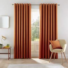Eden Ginger Curtains