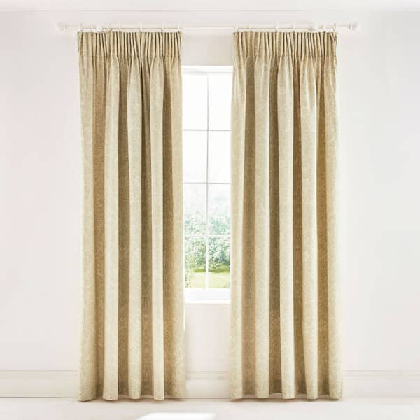 Bullerswood Curtains Linen