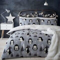 Cosy Penguin Fleece