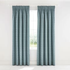 Little Chintz Curtains Teal