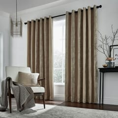 Roma Curtains Truffle