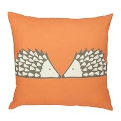 Spike Mix Cushion Orange