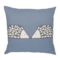Spike Mix Cushion Denim