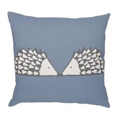 Spike Mix Cushion Denim