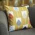 Scion Curtains Sula Cushion Mustard small 5710A