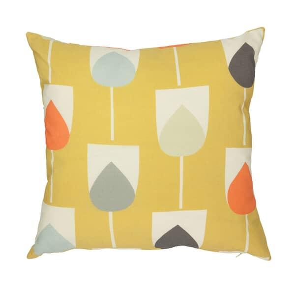 Sula Cushion Mustard