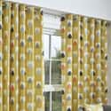 Sula Curtains Mustard