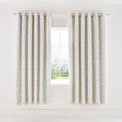 Composition Putty Curtains